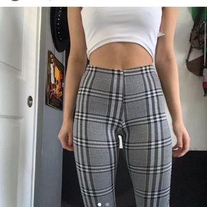 Trousers bell bottoms